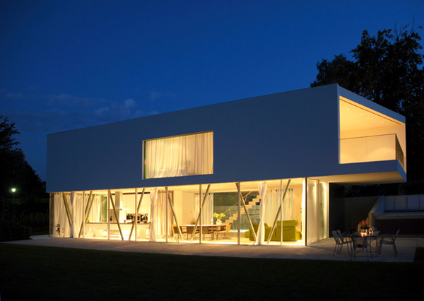 Contemporary Vs Modern Minimalist Residences – Switzerland Must-see!