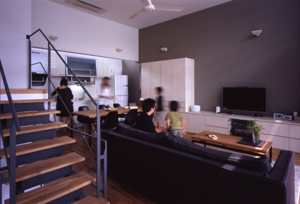 Small Smart Homes in the City - smart home design