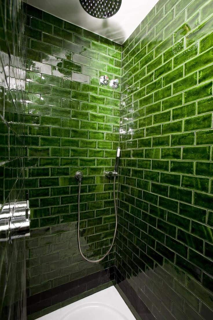 Subway Tile With Dark Grout 7 Ways To Create Green Color Interior Design
