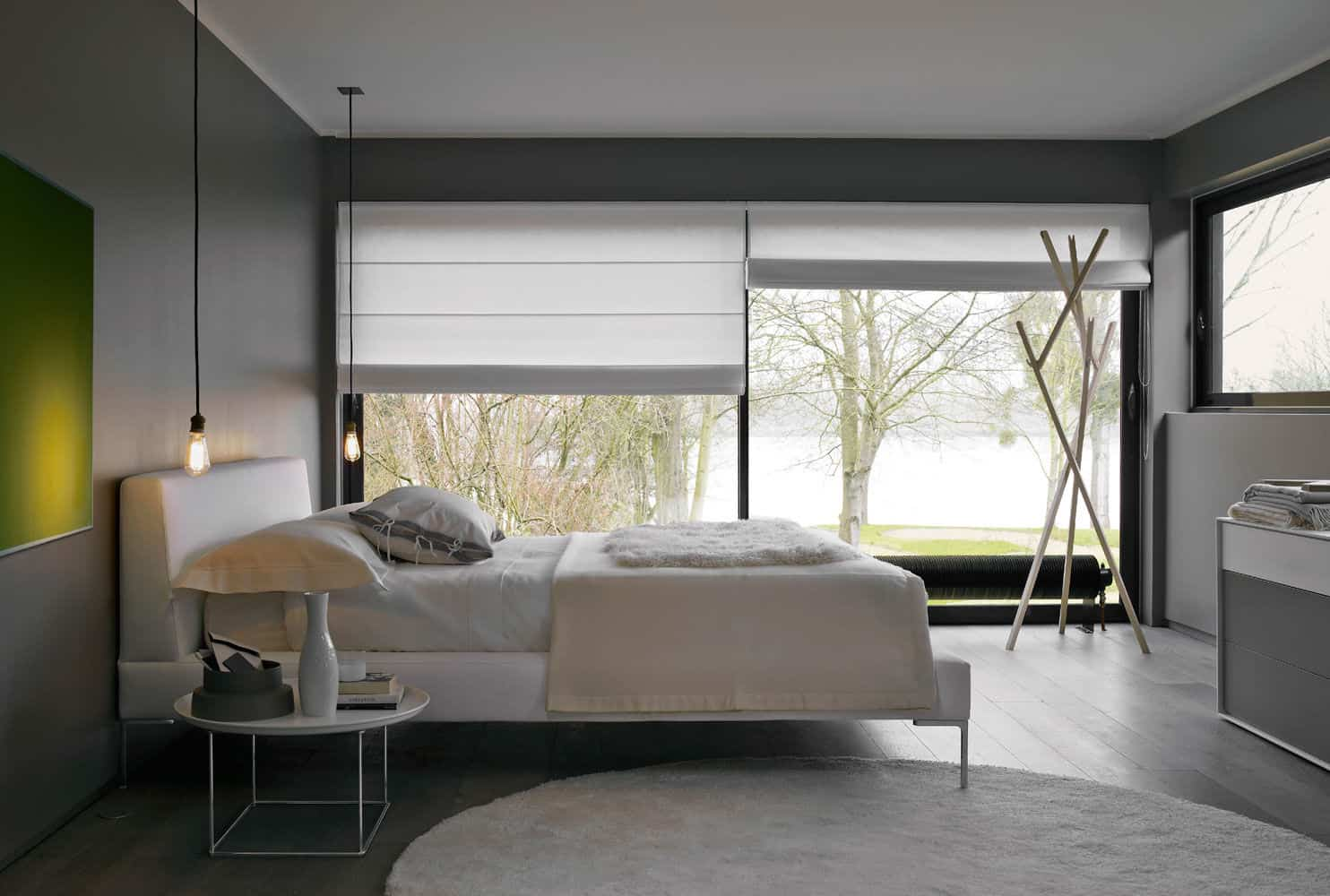 50 Modern Bedroom Design Ideas - Moderne Einrichtungsideen