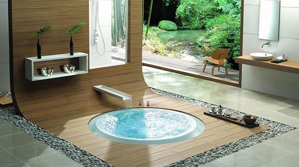 Overflowing Bathtubs - bath design ideas from Kasch - design ideas