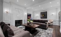 Modern Neoclassical Interiors Mixed with Contemporary by ...