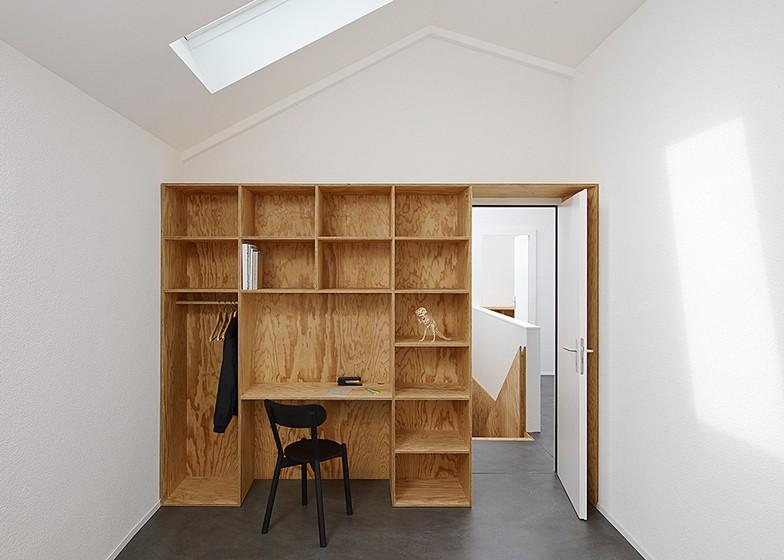 Plywood Built