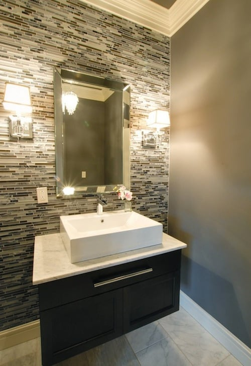 Top 10 Tile Design Ideas for a Modern Bathroom for 2015 - bathroom designs ideas