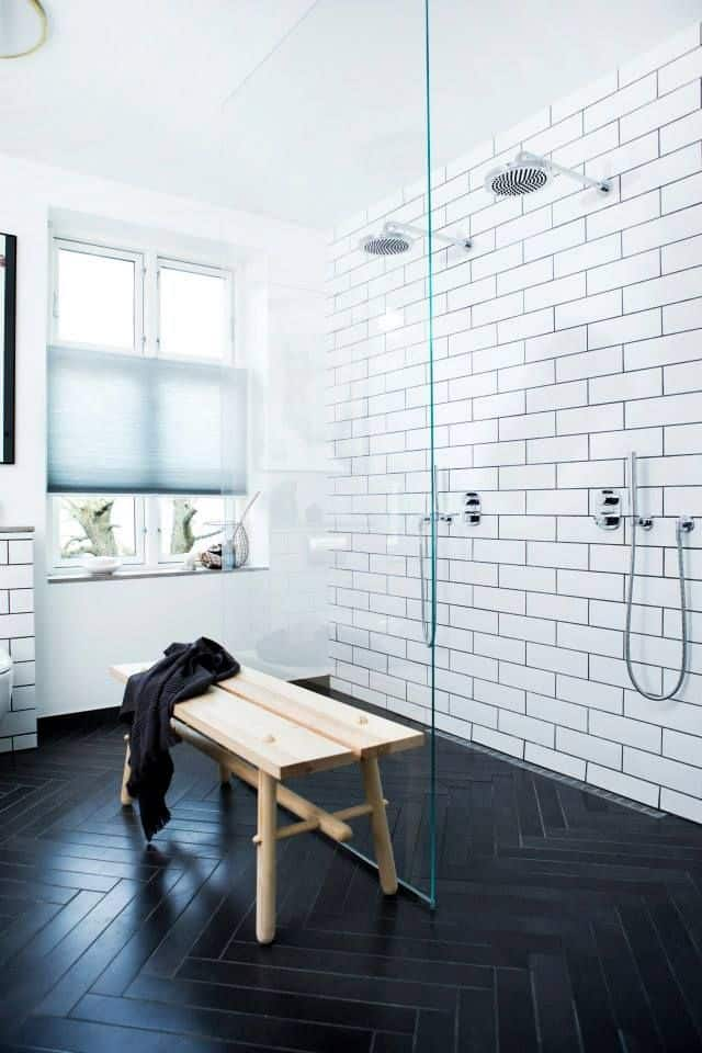 Plavuizen In Woonkamer Top 10 Tile Design Ideas For A Modern Bathroom For 2015