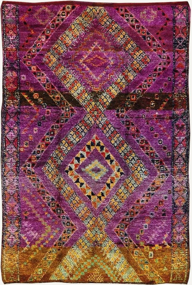 Teppich Orange 50 Most Dramatic, Gorgeous, Colorful Area Rugs For Modern