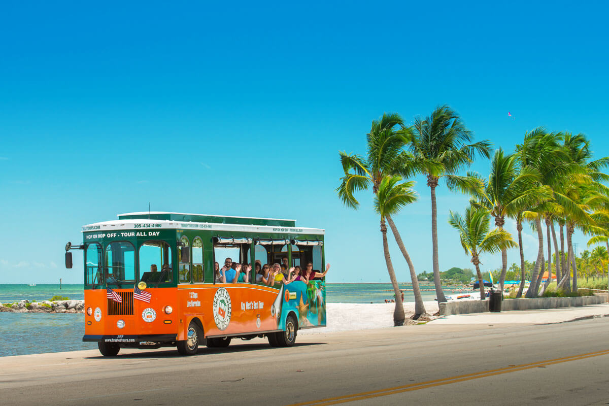 Tours Trip Key West Tours And Sightseeing With Old Town Trolley