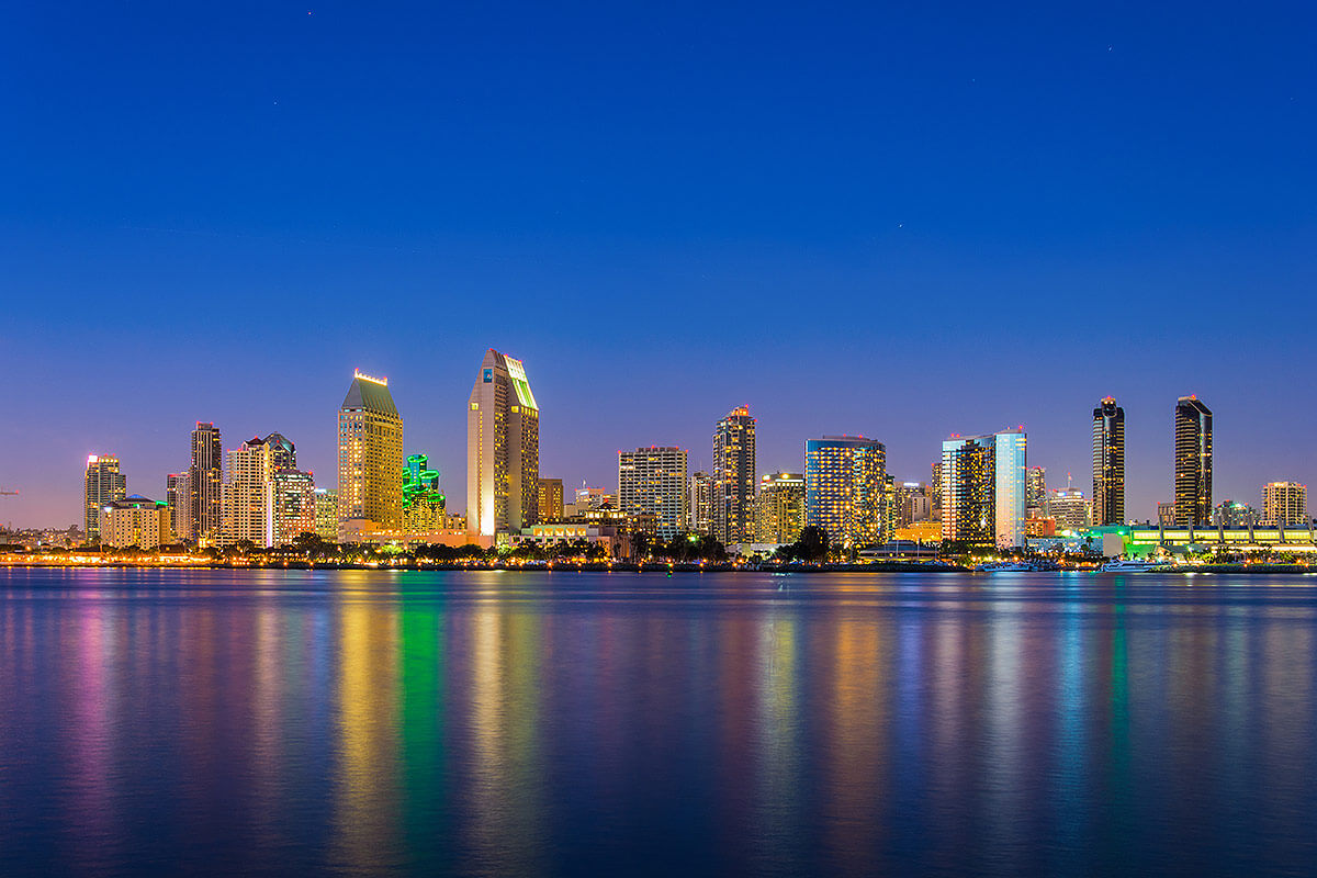 3d Wallpaper City Lights Discount Tickets For San Diego City Lights At Night Tour