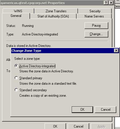 DNS Primer Tips for understanding Active Directory integrated zone