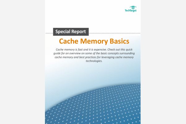 thesis on cache memory