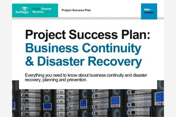 What is disaster recovery (DR)? - Definition from WhatIs