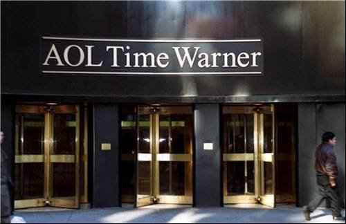 2000 AOL Time Warner and the ILOVEYOU worm - Photos The Noughties
