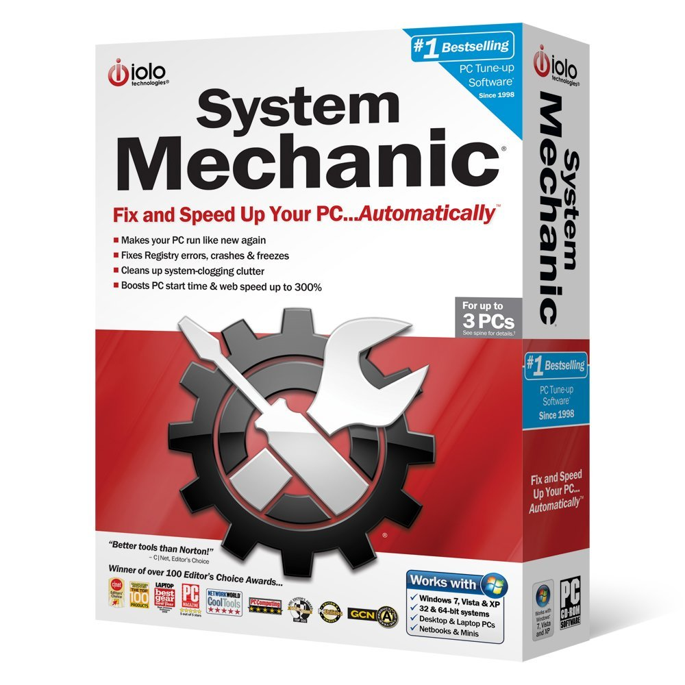 System Mechanic System Mechanic 12 Win A Free Copy Of System Mechanic System