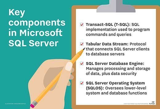 What is Microsoft SQL Server? - Definition from WhatIs