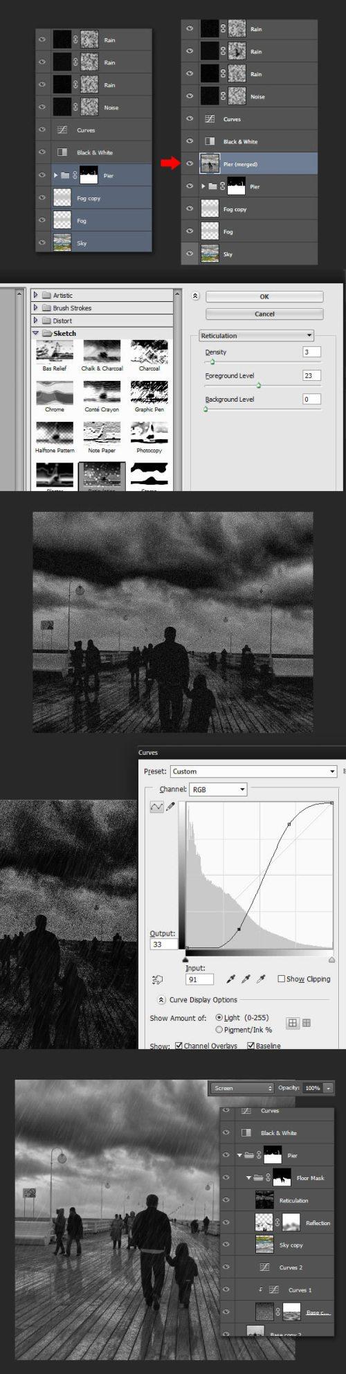 Medium Of Unlock Layer Photoshop