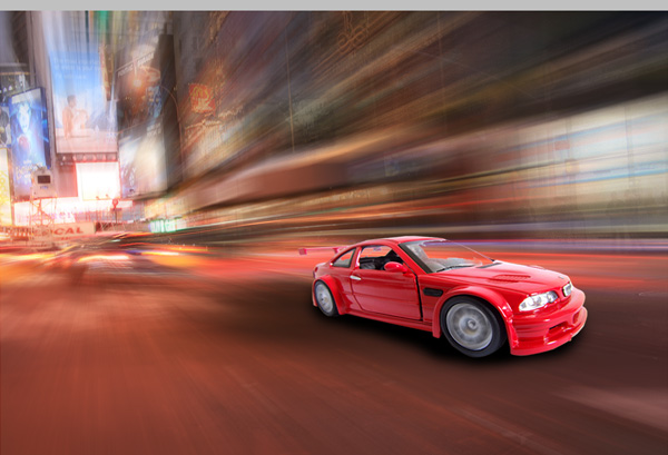 Car Zoom Create An Adrenaline Filled Car Chase Scene