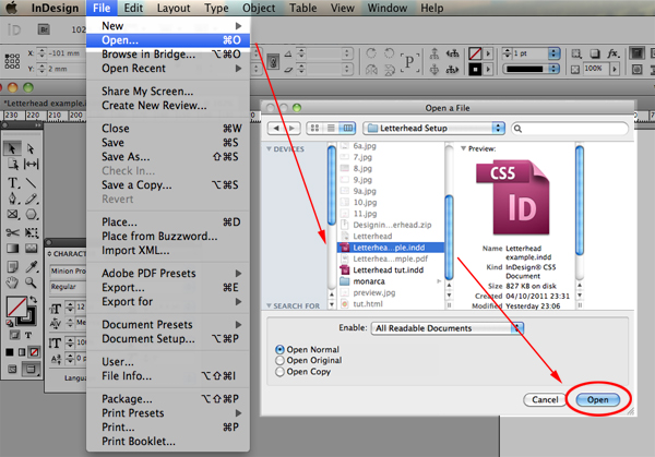 Quick Tip Designing a Basic Compliment Slip with InDesign CS5 - compliment slip template
