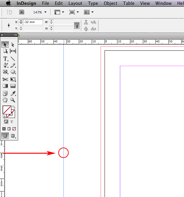 Quick Tip Creating a Tri-fold template in InDesign CS5 - tri fold mailer template