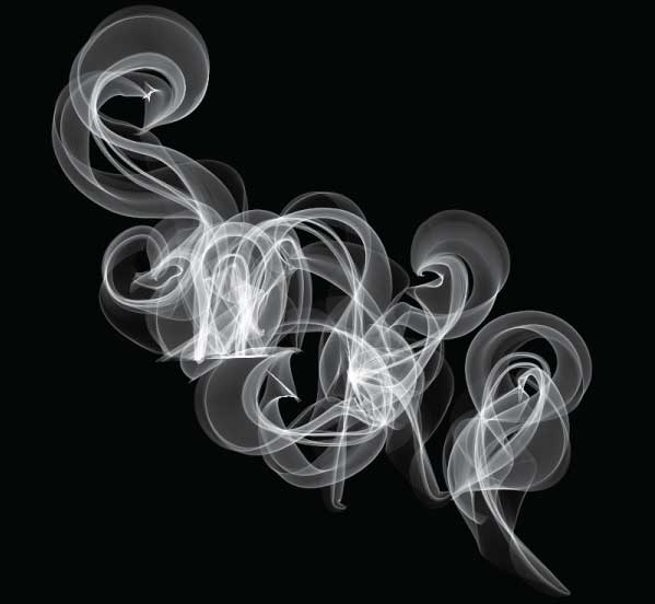 How to create smoky brushes and type in illustrator cs4 \u2013 Over