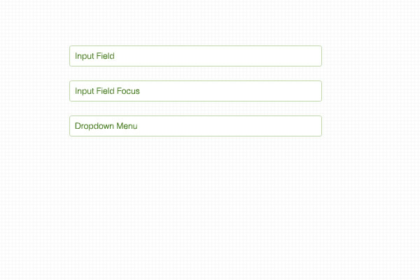 Create A Simple User Interface Kit From Scratch (Free PSD Included!) - simple will form