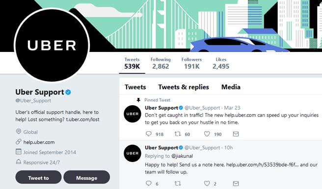 The 11 Best Ways to Contact Uber Customer Service - Uber Guide