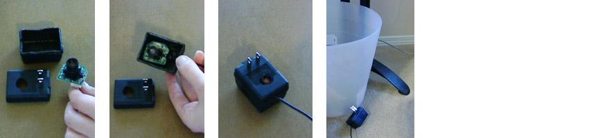 How to Build a Spy Camera Ugolog