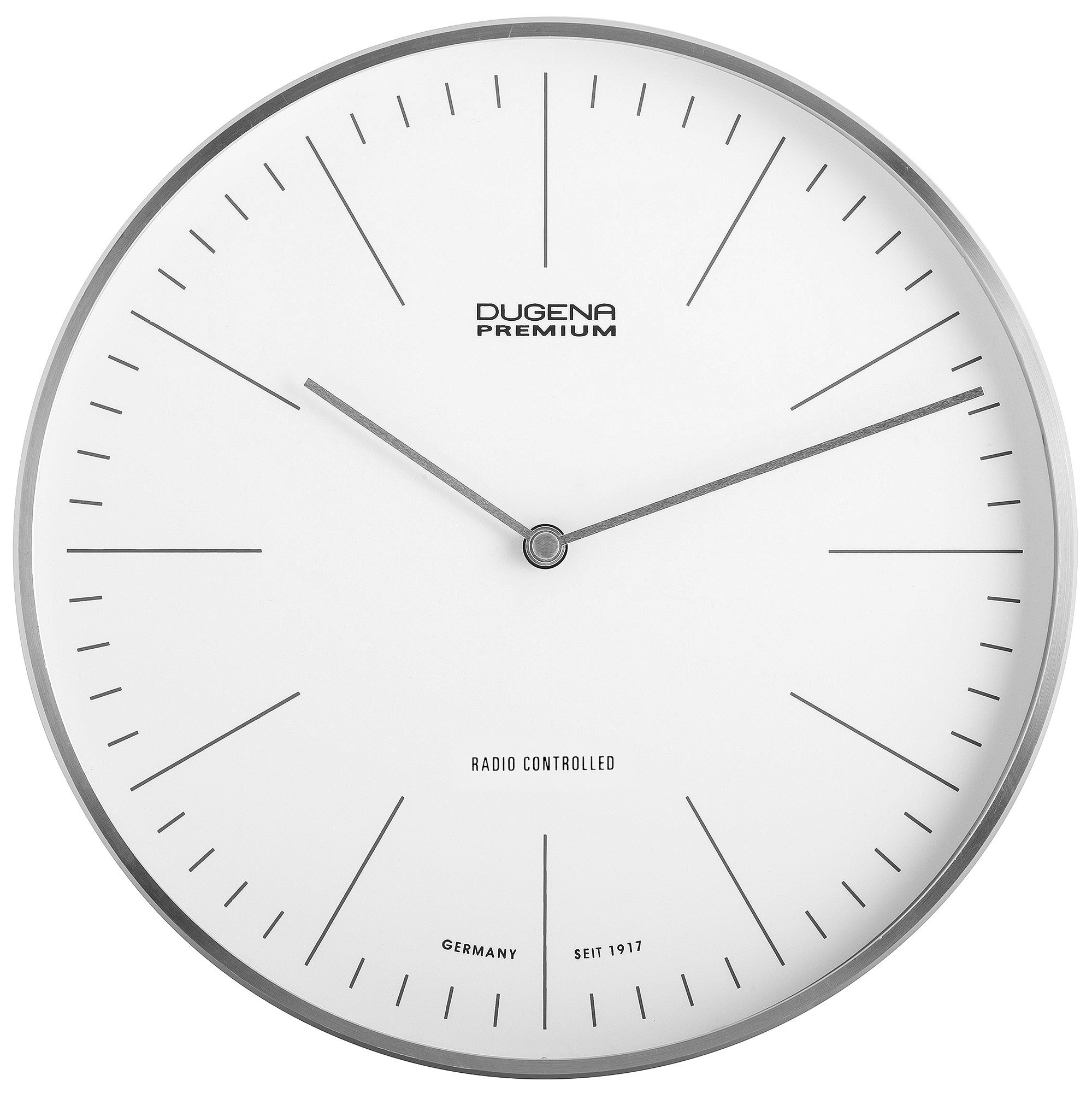 Moderne Funkwanduhr Dugena Wall Clocks At Low Prices Uhrcenter Clock Shop