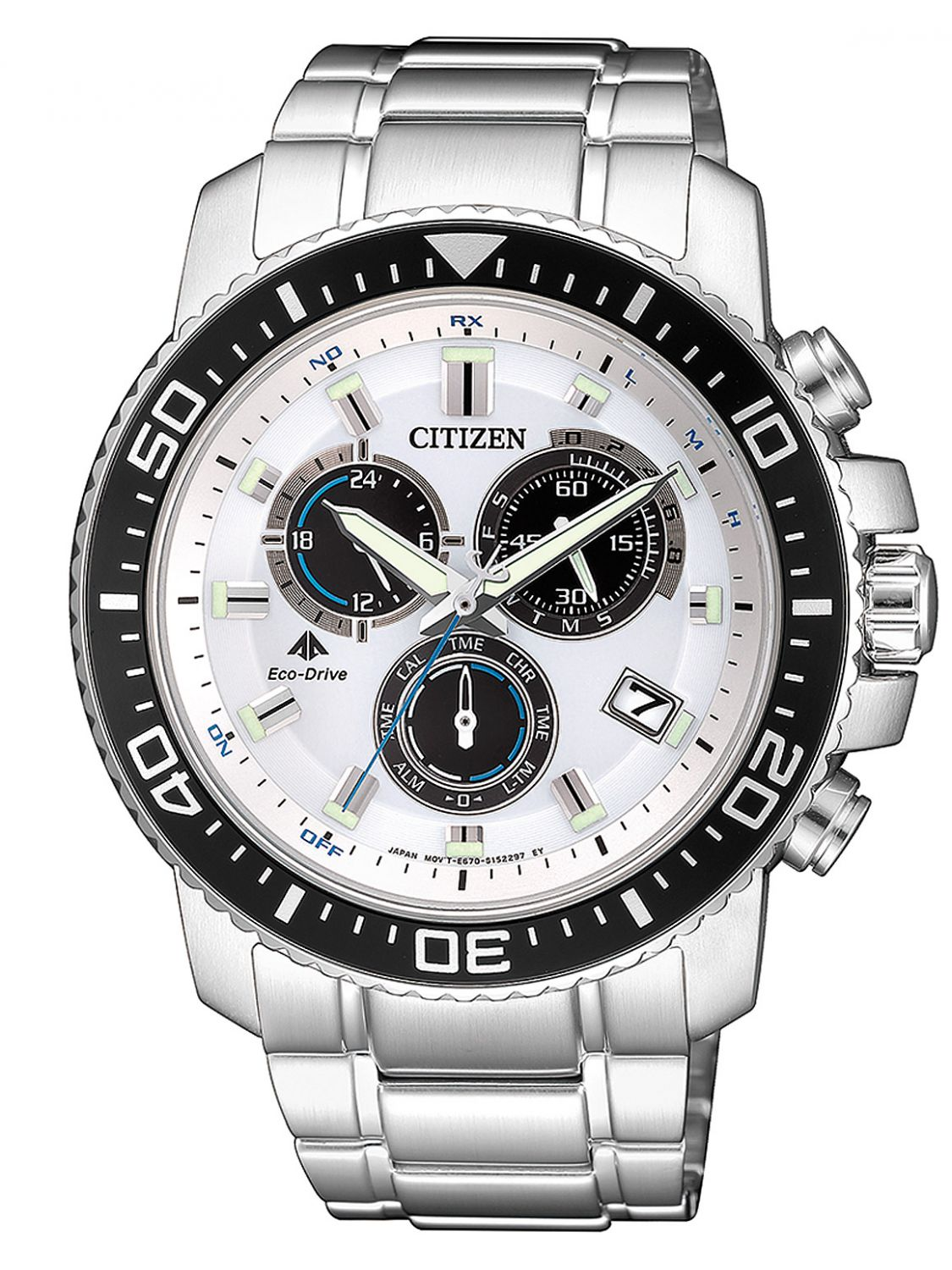 Citizen Funkuhr Citizen As4080 51a Promaster Sky Eco Drive Mens Radio Controlled Watch