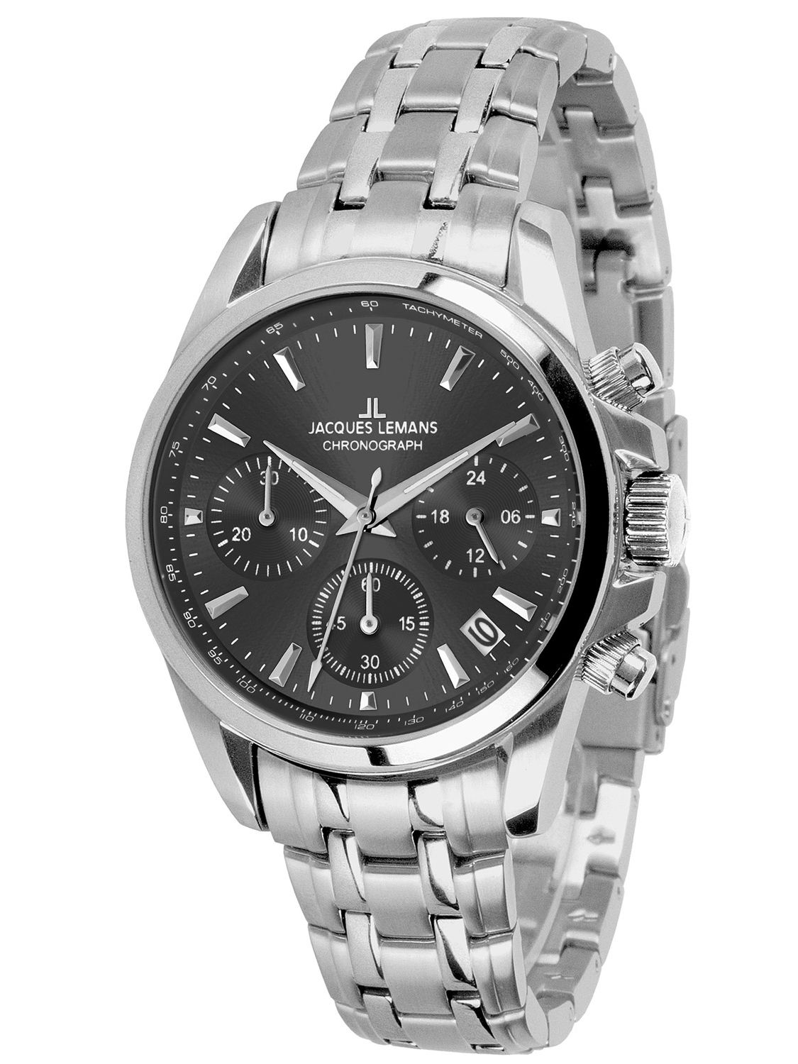 Chronograph Damen Uhr Jacques Lemans 1 1863zd Damenuhr Chronograph Liverpool
