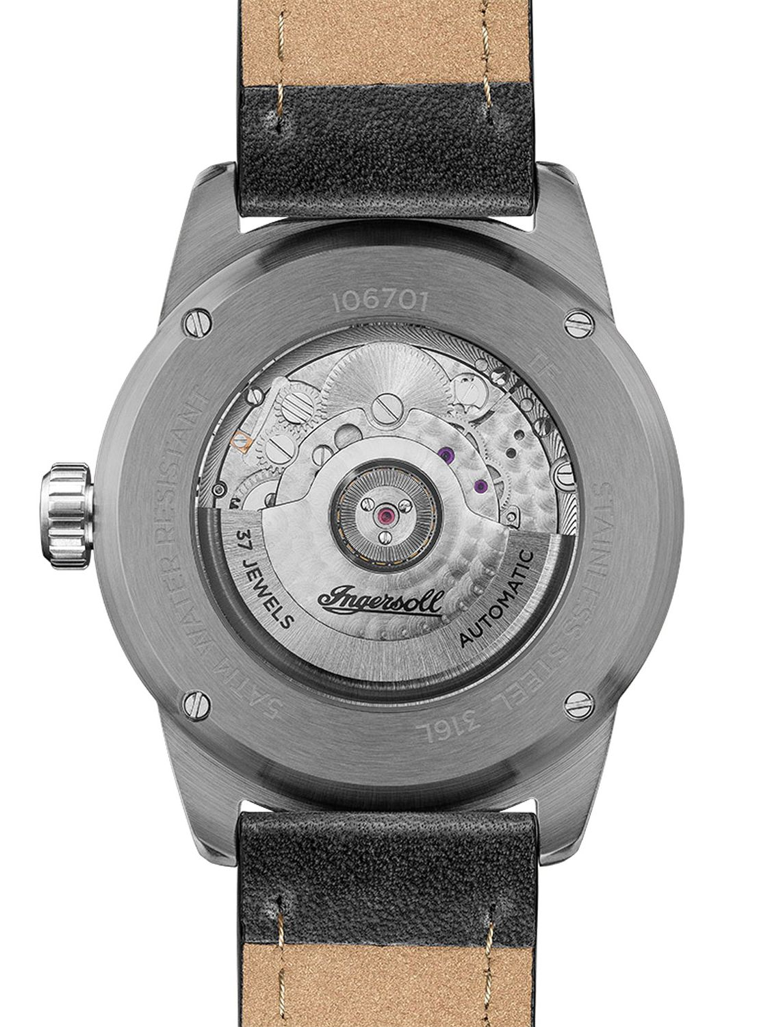 Ingersoll Automatik Ingersoll I06701 Men S Automatic Watch The Triumph