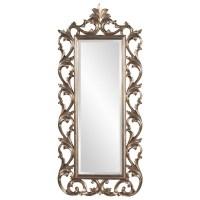 Anton Baroque Silver Leaf Mirror UVHE84011