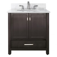 36 Inch Single Sink Bathroom Vanity with Choice of ...