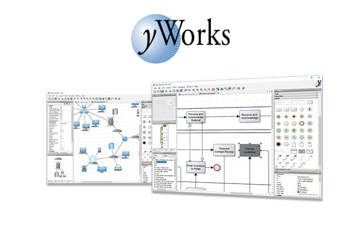 linux diagramming software