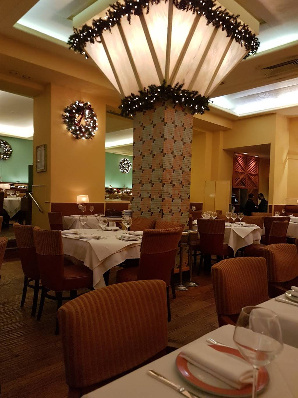 Trattoria Dell'arte Nyc Reviews Trattoria Dell Arte Berword