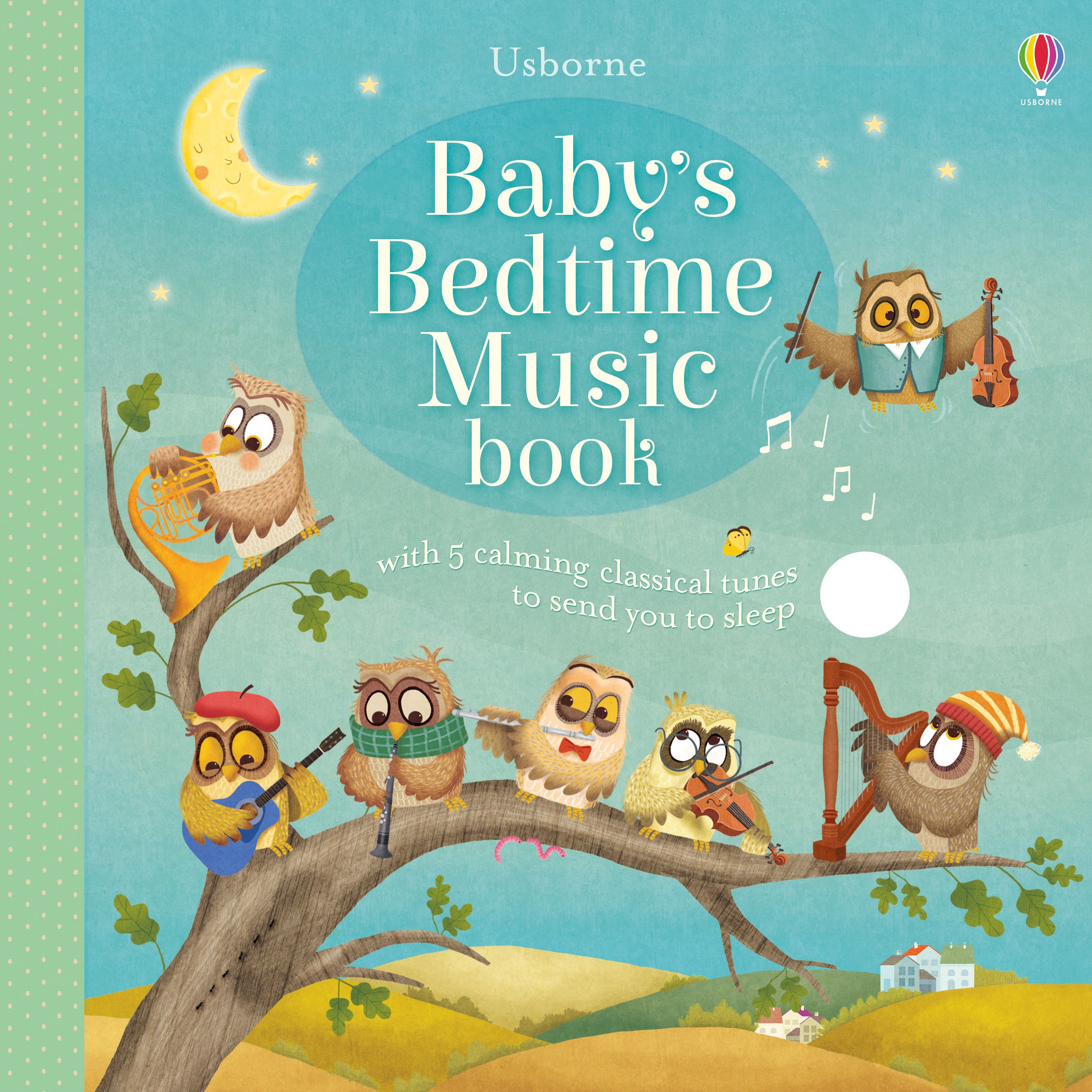 Baby s bedtime music book