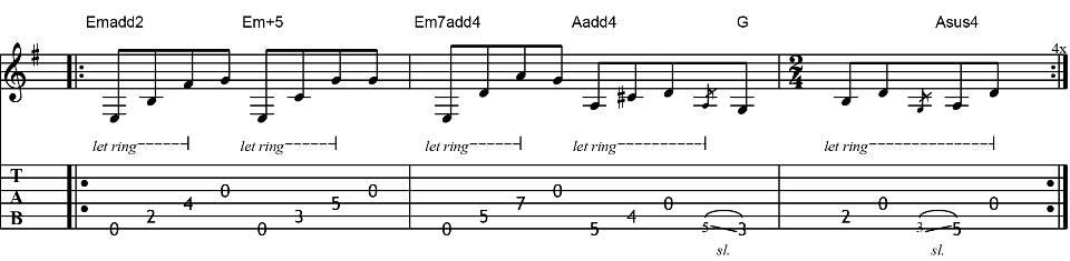 Metallica\u0027s Guitar Harmonies Guitar Lessons @ Ultimate-GuitarCom