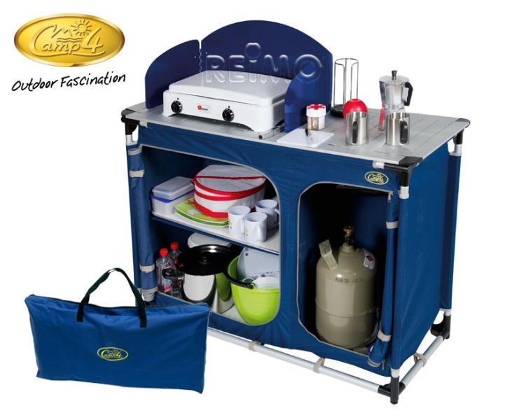 Mobile Cucina Campeggio Usato