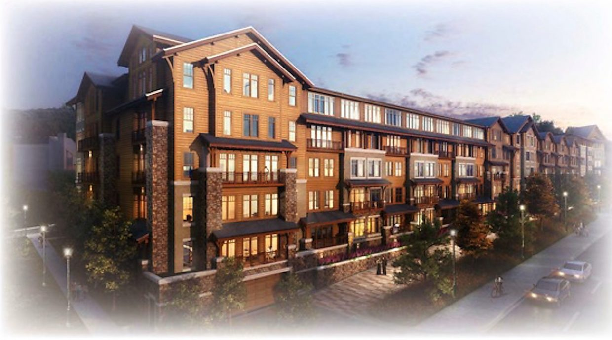 Hotel Housing Planned For Roost Lodge Site In Vail Vaildaily Com