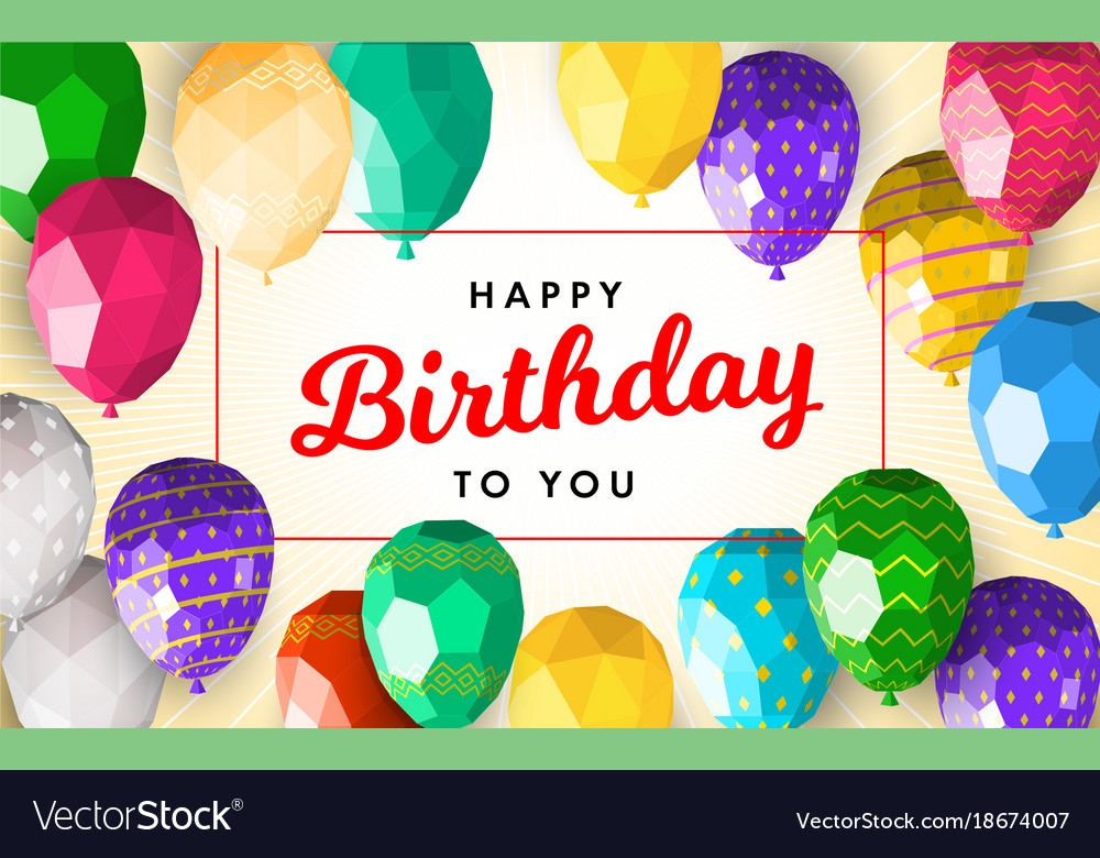word happy birthday template - Towerssconstruction
