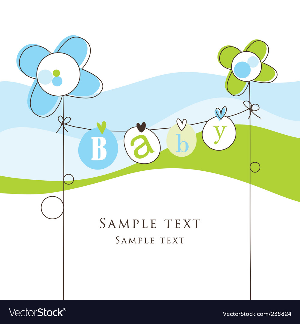 Baby boy arrival card vector by leonart image 600444 vectorstock - Baby Boy Arrival Card Vector By Leonart Image 600444 Vectorstock Baby Boy Announcement Card Vector Download