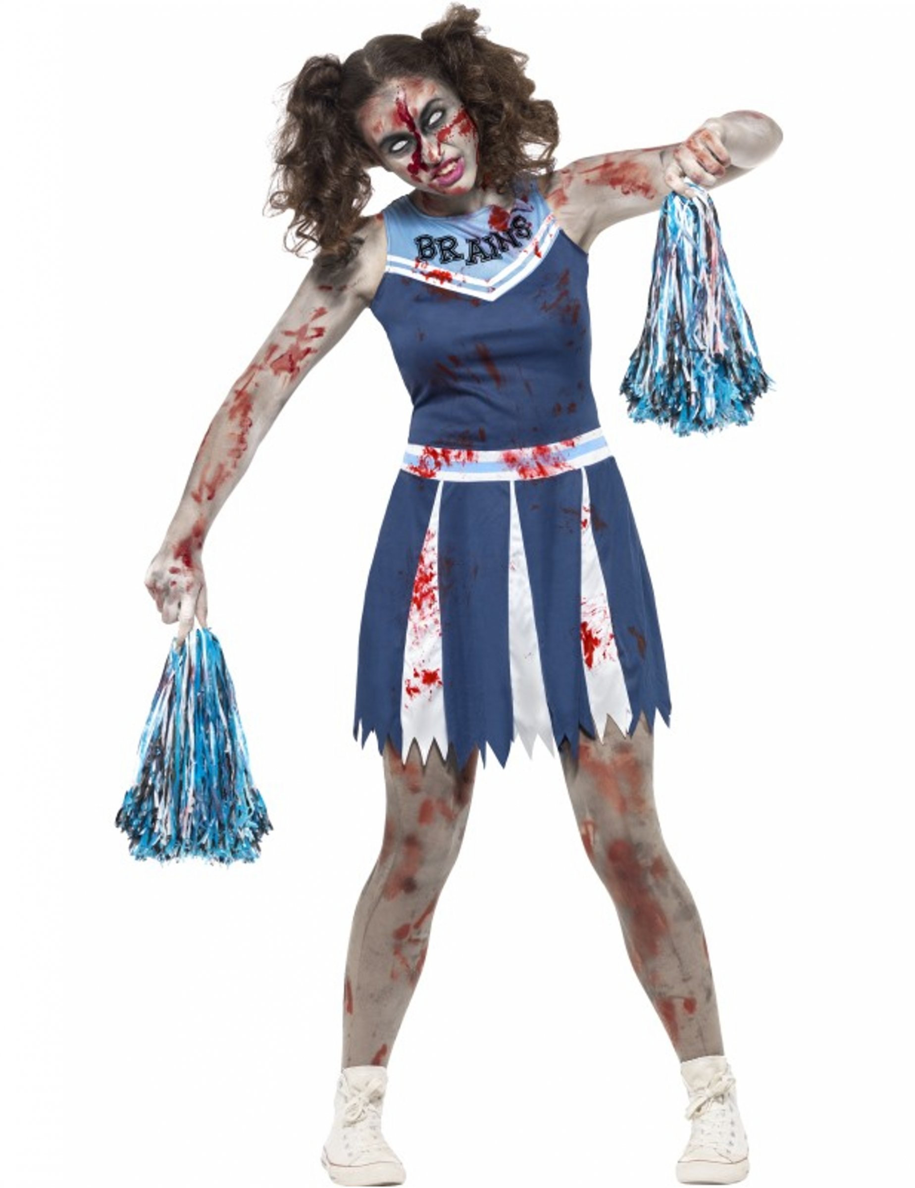 Teenager Kostüme Kostüm Cheerleader Zombie Halloween Für Teenager Kostüme