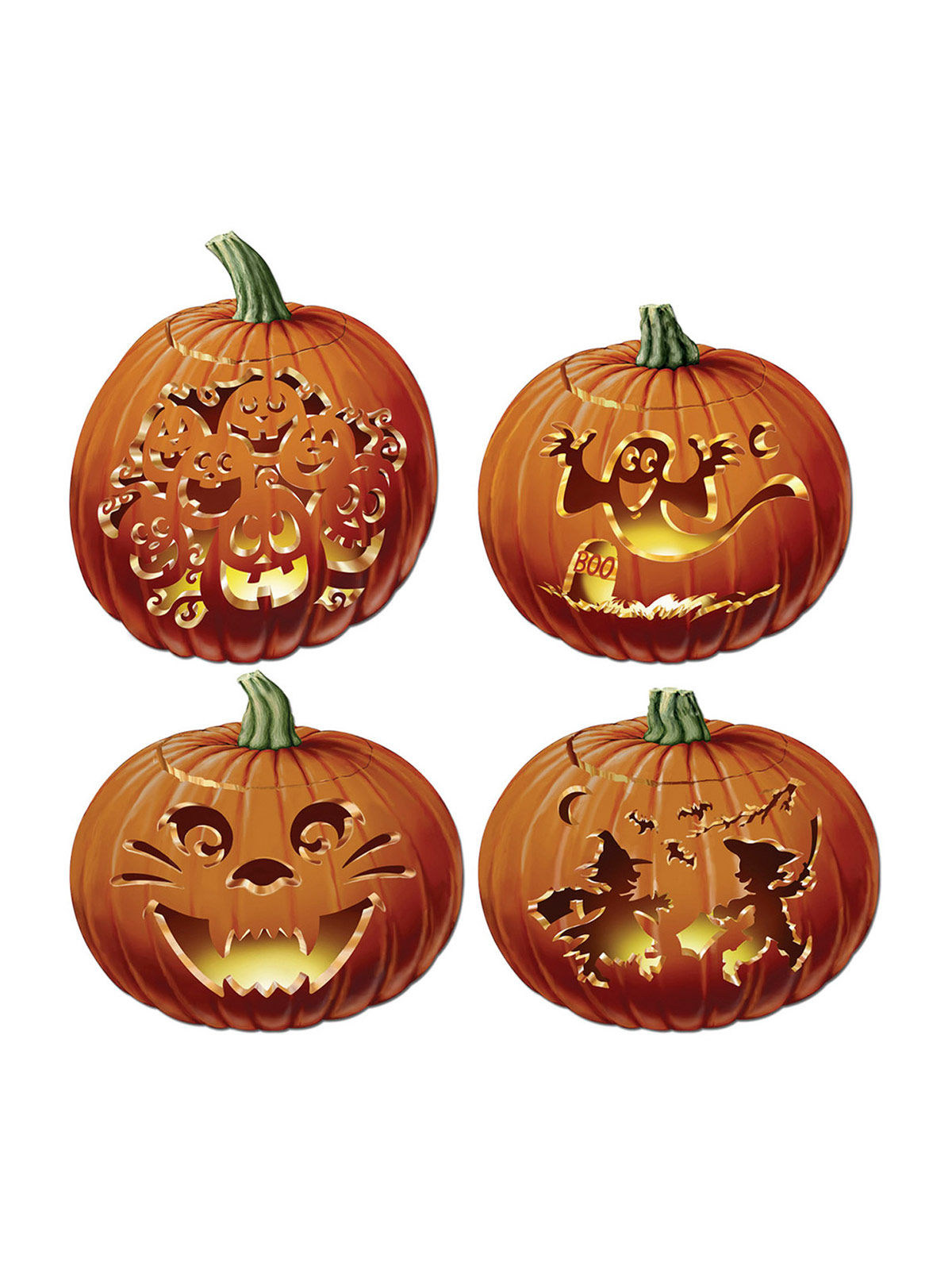 Calabaza Decorada Calabazas Halloween Decoradas Latest Dollus Utc With