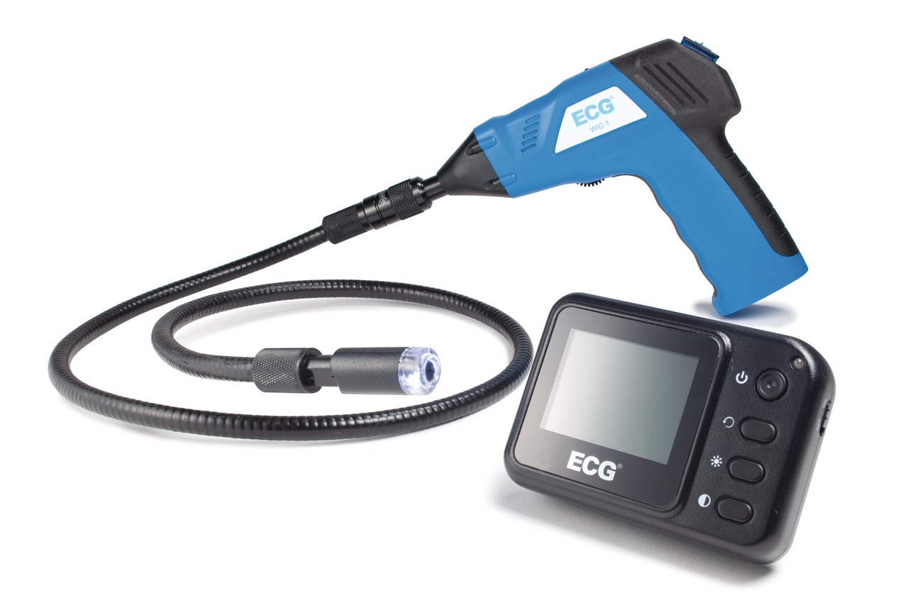Wireless Inspection Camera Nte Electronics Inc Ecg Wireless Inspection Camera In Borescopes