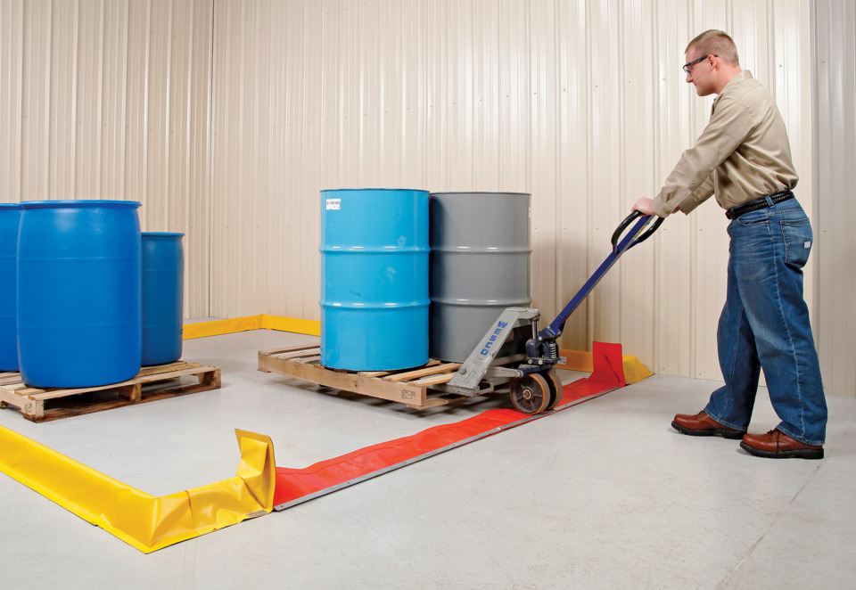 Spill Containment And Clean Up