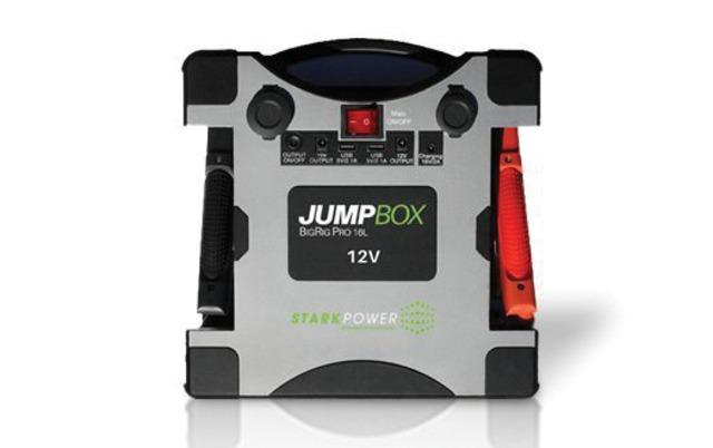 12v Jumpbox Wiring Schematic Diagram
