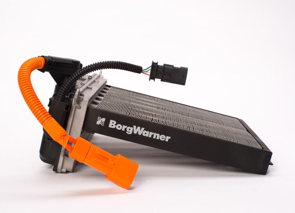 Borgwarner Inc High Voltage Positive Temperature