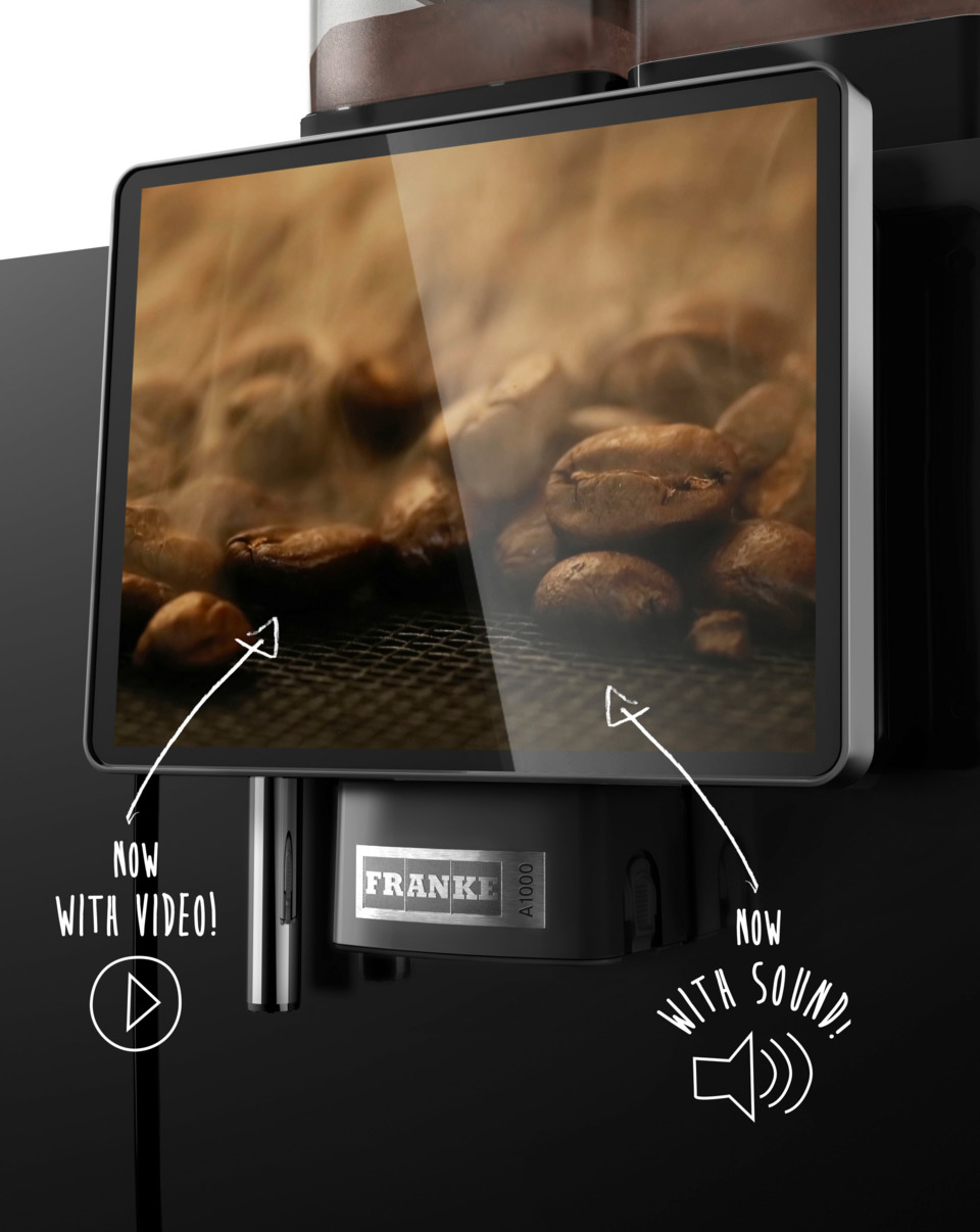 Franke Coffee Systems The New A1000 The Next Level Of Luxury