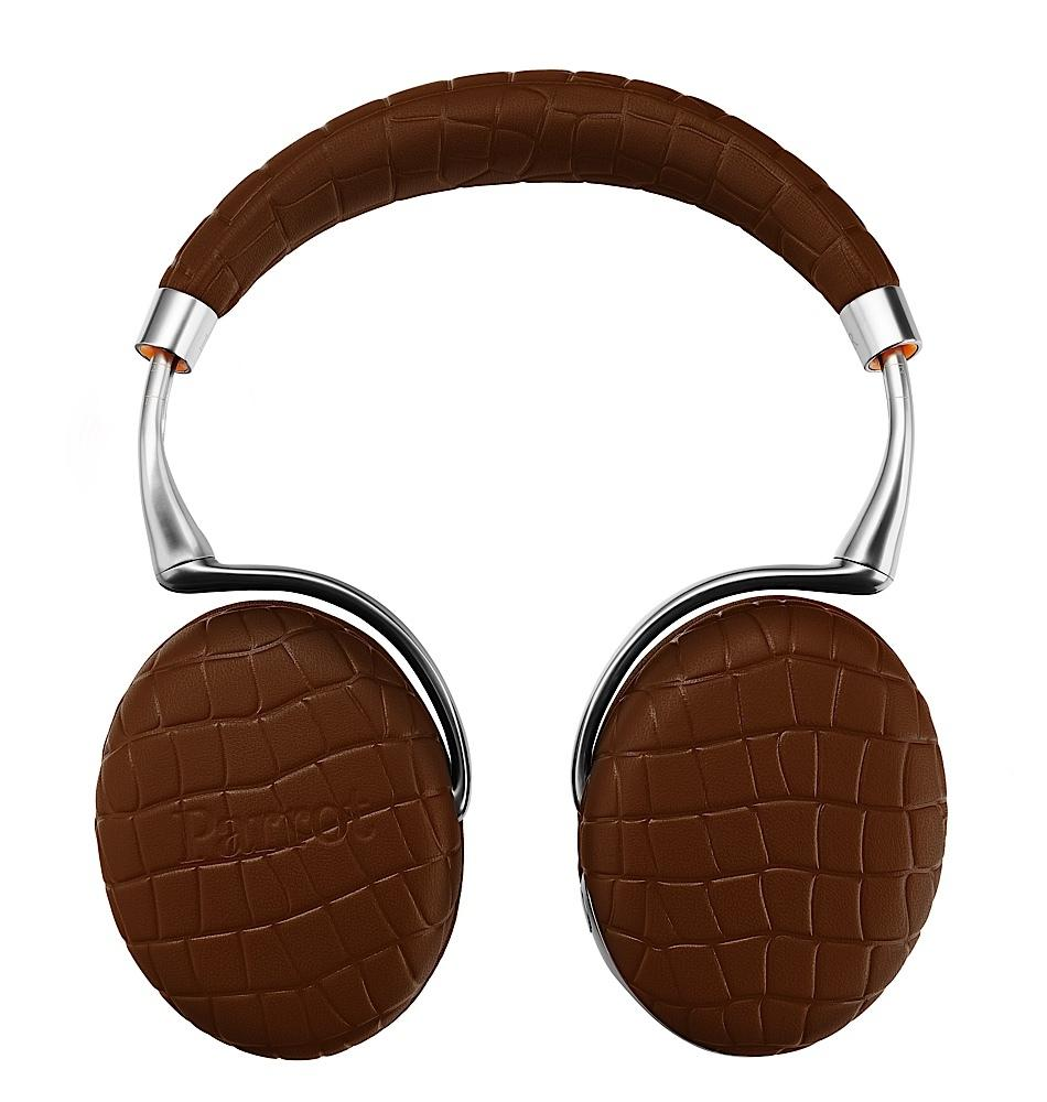 Vente Privee Hifi Parrot Zik 3 By Starck Brown Croc