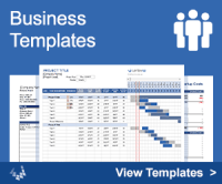 Business Budget Template for Excel - Budget your Business ...