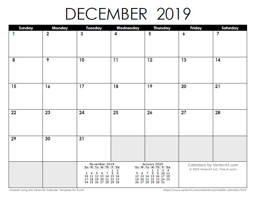 november 2019 calendars with holidays india